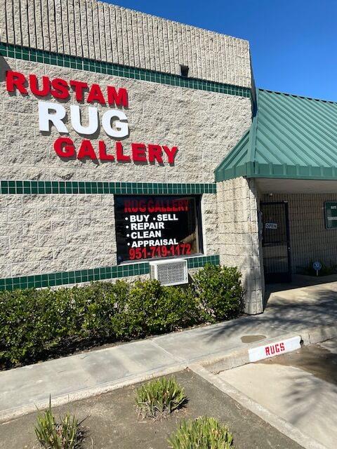 Rustam Rug Gallery Shop
